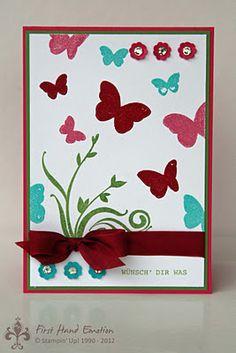 Stampin' UP! Schmetterlingszauber