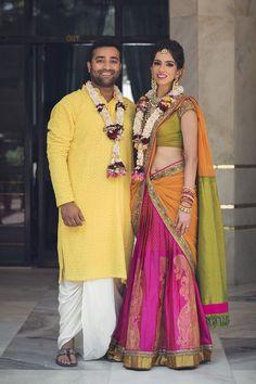Celebrity Designer Neeta Lulla's Daughter Nishka Lulla Ties The Knot With Businessman Dhruv Mehra - BollywoodShaadis.com