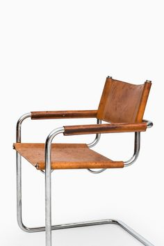 Mart Stam armchairs by Fasem at Studio Schalling