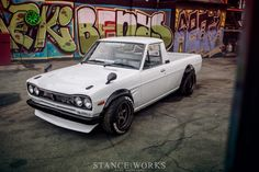 "The ""Hakotora"" - Dominic Le's Custom Skyline-Datsun Hybrid Pickup"