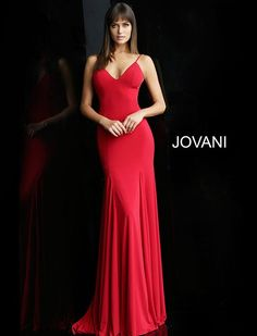bd6423d872c8d Jovani Prom Fitted Prom Dresses, Open Back Prom Dresses, Fitted Skirt,  Fitted Bodice
