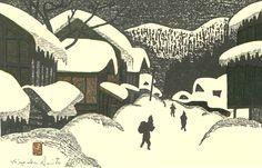 Deep Winter - KYOSHI SAITO - Japan