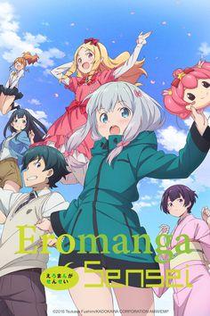 Crunchyroll - Eromanga Sensei (Full episodes streaming online for free)