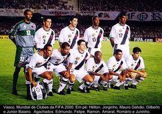 C. R. Vasco da Gama: Fotos 2000- Seleção