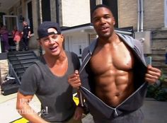 I just love Michael! I can't wait to see this movie and his part in it. Michael Strahan Magic Mike XXL On Set Celebrity Crush, Celebrity News, Magic Mike Movie, Pure Romance Consultant, Michael Strahan, Joe Manganiello, Movie Collection, Channing Tatum, Greatest Songs