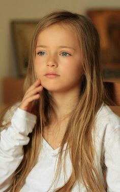 K.P Very Pretty Girl, The Most Beautiful Girl, Beautiful Children, Pretty Kids, Beautiful Models, Kristina Pimenova, Young Models, Child Models, Cute Girl Image