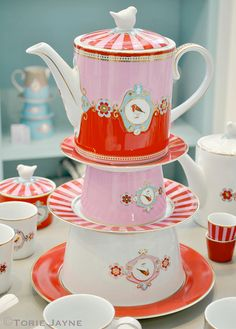 Pip Studio coffee set | Flickr - Photo Sharing!