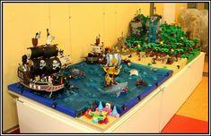 Крупные инсталяции LEGO DUPLO – 59 фотографий