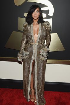 The Best Red-Carpet Trends from the 2015 Grammy Awards – Vogue