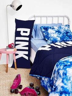 Reversible Quilted Comforter PINK LP-336-957 (Z77)