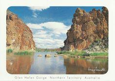 Glen Helen Garge, Northern Territory Australia