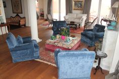 En esta vivienda de exquisita decoración tradicional se ha escogido el modelo Salamanca de la Platinum Collection de la marca Lignum Elite.