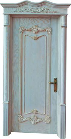diy stain white color wood doors