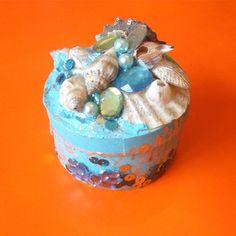 Abracadabra kinderfeestjes met een thema - knutselen knutselfeestje opbergdoosje juwelendoosje of sieradendoosje versieren