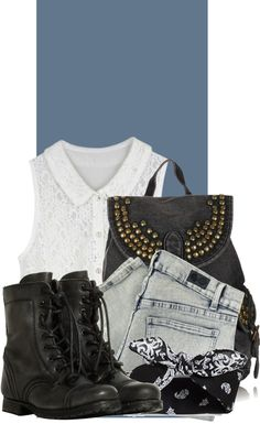"""Untitled #134"" by thatweirdchick222 ❤ liked on Polyvore"