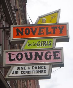 Oneonta, NY-my first apartment was upstairs from the Novelty Lounge.