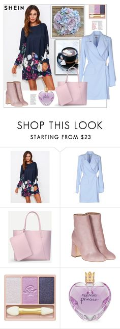 """""""Shein"""" by natalyapril1976 on Polyvore featuring Mode, MM6 Maison Margiela, Laurence Dacade und Vera Wang"""