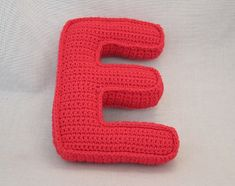 Ravelry: CAPITAL LETTER A PATTERN (English) pattern by Begoña Sanchez-Sauthier Berrojalbiz