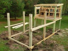 Building your own chicken house- BackYard Chickens Community
