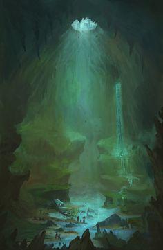 Sinkhole by ~Nele-Diel on deviantART