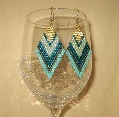 beaded earrings - Recherche Google