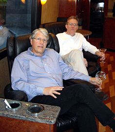 Douglas Preston and Lincoln Child