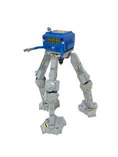 Classic Space Tripod (the walking base) Lego Star Trek, Classic Lego, Outer Space, Tripod, Legos, Lego Stuff, Cool Stuff, Retro, Cyber
