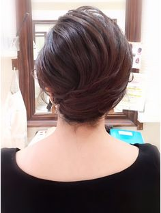 Updo Styles, Hair Styles, Wedding Hairstyles, Cool Hairstyles, Roller Set, Perm, Updos, Hair Pins, Hair Beauty