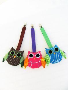 Niin... pöllöt <3 tällainen me kyllä ihan oikeasti tarvittaisiin Tilaustuote: Pöllö-vaunulelu | Delfia design