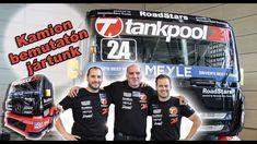 A Tankpool24 Racing Team 2018-as versenykamionjának bemutatója