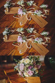 Wedding Flowers Colours