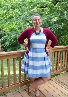 The Cheerful Closet: The Dress