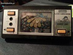 Consola portátil anos 80-Jogo RUNAWAY da GAKKEN no Porto