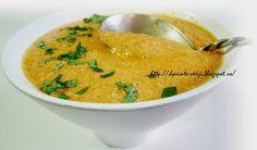 dorinte verzi: Supă cremă de linte roşie