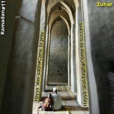 Ramadan#11#zuhar