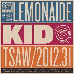 TSAW2012.31 • Lemonaide Kid by Jean Mosambi, via Flickr