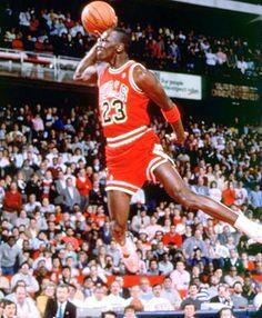 Chicago Bulls. Michael Jordan.