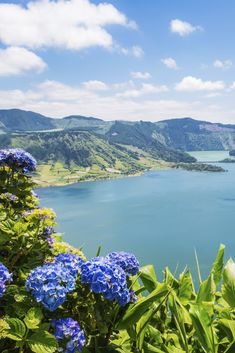 The Azores Islands A