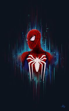 My Spider-Man Wallpaper Design Spiderman Pictures, Spiderman Art, Amazing Spiderman, Wallpaper Animes, Man Wallpaper, Avengers Wallpaper, Marvel Wallpapers, Iphone Wallpapers, Marvel Drawings
