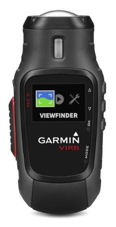 Garmin Virb HD Action Camera - Black (16MP) 1.4 inch LCD - http://zotero.org/lewistodd234/items/WT8AG762