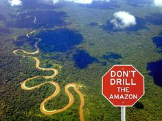YET ANOTHER HEINOUS LAND GRAB!  TELL China: Don't Drill the Amazon! -  Please Sign and Share Widely In GLOBAL SOLIDARITY!