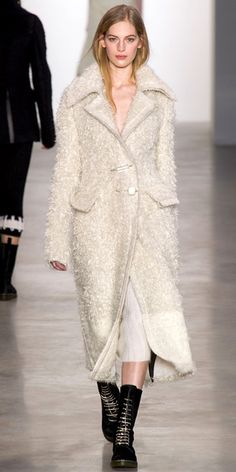 Runway Looks We Love: Calvin Klein Collection - Calvin Klein from #InStyle