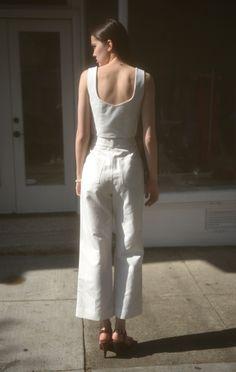 Horses Atelier High-Waisted Trouser
