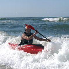 Kayak de mer en différents endroits (NL)