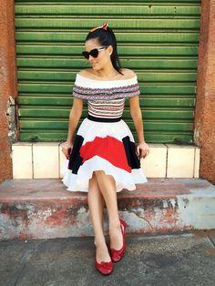 "Look do Dia: ""vibe"" navy! New Look, Ideias Fashion, Blog, Shoulder Dress, Navy, Vsco, Dresses, Look Do Dia, Women's Work Fashion"