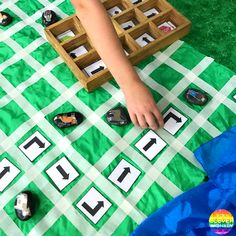 How to bring STEM to your English Lesson in the Early Years - introduce coding in kindergarten during play. Kindergarten Stem, Computational Thinking, Activity Box, Steam Activities, Number Activities, Stem Steam, Coding For Kids, Stem Science, Life Science