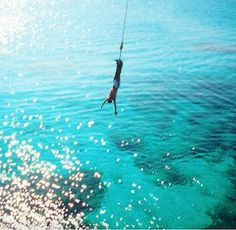 That's a nice bungee jump! I would go bungee jumping again if I could!