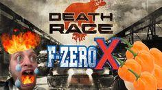 DANGEROUS AMOUNT OF SPICE | F-Zero X Habanero Challenge!!