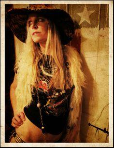 sheri moon zombie...dark southern rock hippie