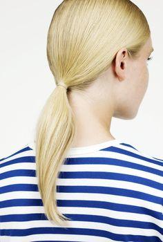 Tasaraita shirt #Marimekko